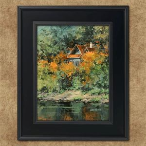 """Picture of """"Fall Reflections""""               12""""x16"""""""