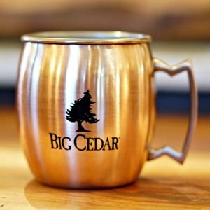 Picture of Big Cedar Moscow Mule Barrel Mug