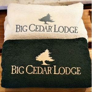 Picture of Big Cedar Beach Towel