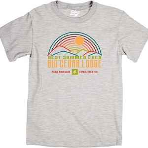 Picture of Youth Best Summer Ever Tee Shirt