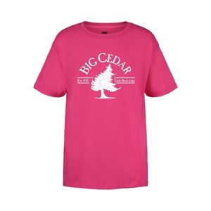 Picture of Youth Big Cedar Lodge Classic Tee